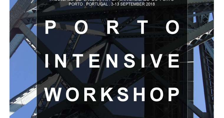 PORTO INTENSIVE WORKSHOP – EMERGING PERSPECTIVES ON URBAN MORPHOLOGY