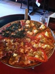 4 Seasons Pizza at Ardovino's Pizza, Best Pizza