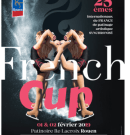 SYNCHRO – french Cup – Rouen – 1/2 février