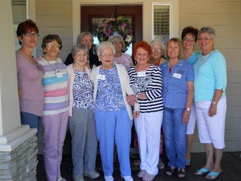 2013-Bunco Ladies