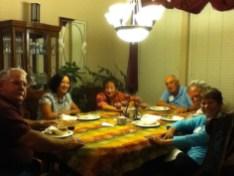 Lonnie & Aleli Lawson, Ann & Bernie Grossman, David & Kay Caulkins