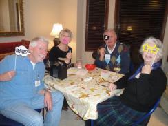 Bill Watson, Mary Anne Polus, Harry Wheeler & Vickie King
