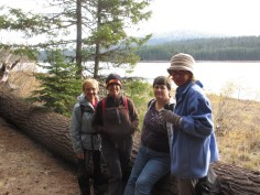 Gerene, Margo, Nancy, & Martha