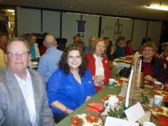 Don & Debbie Tossie, Ruth Jenks, Dora Moore