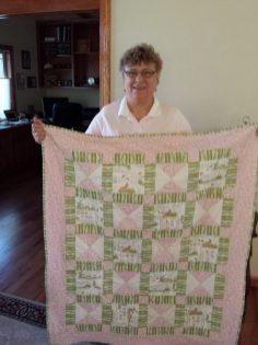 Dora's quilt