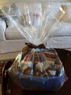 Coffee Break Donated Gift Basket