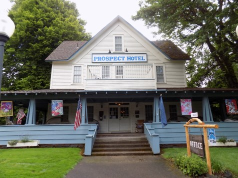 The Historic Prospect Hotel and Restaurant
