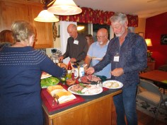 Couples 3-13 Potluck @ Bernie & Connie Quiring's in September, 2019
