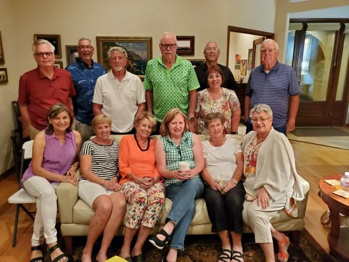 Couples 3-13 Potluck at Susan & Bill Watson's House