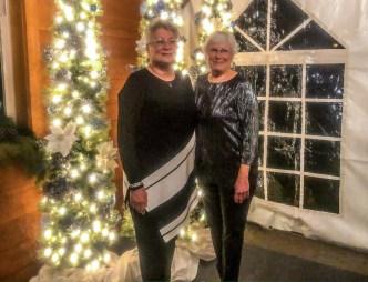 Maxine Williams and Trudi Eyraud