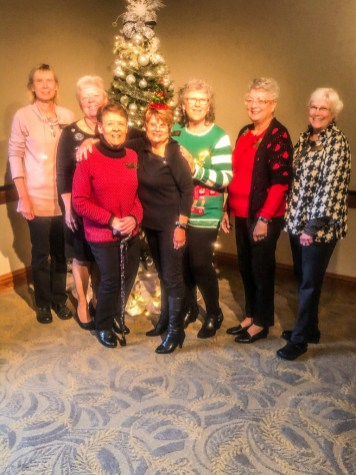 The EPWC Board minus Ann Grossman