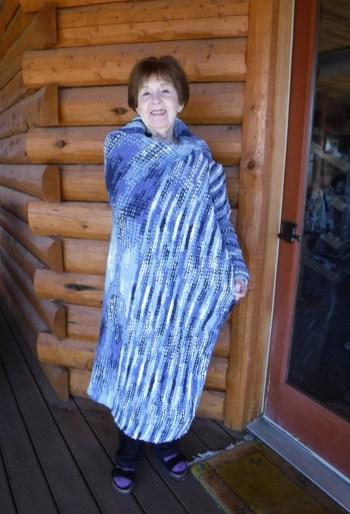 Jeannes-blanket