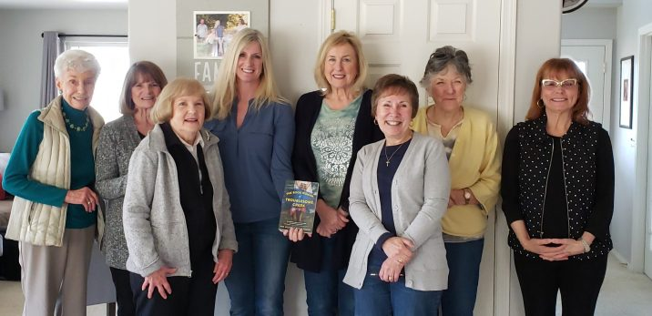 March Book Club Meeting