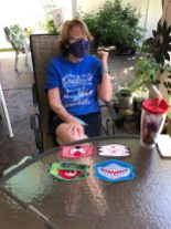 Linda's masks for kids