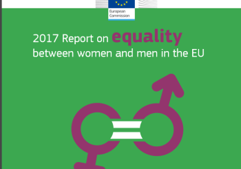 2017 Report on equality between women and men in the EU