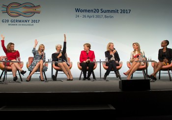 Inspiring women: Scaling up women's entrepreneurship