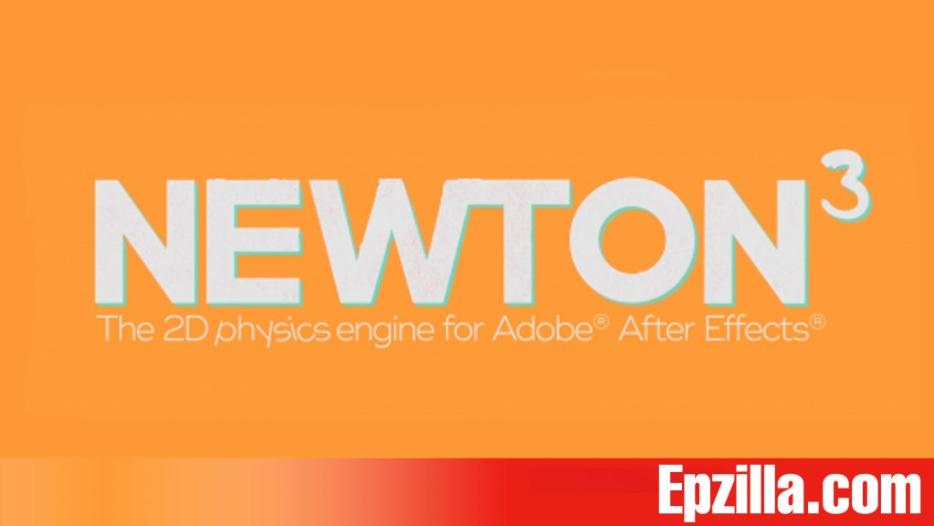 Aescripts – Motion Boutique Newton for After Effects v3.1.5