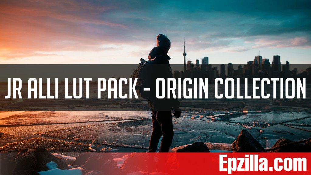 JR Alli LUT Pack – Origin Collection