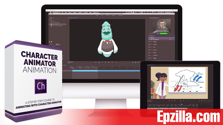 Bloop Animations Character Animator Animation Free Download Epzilla.com