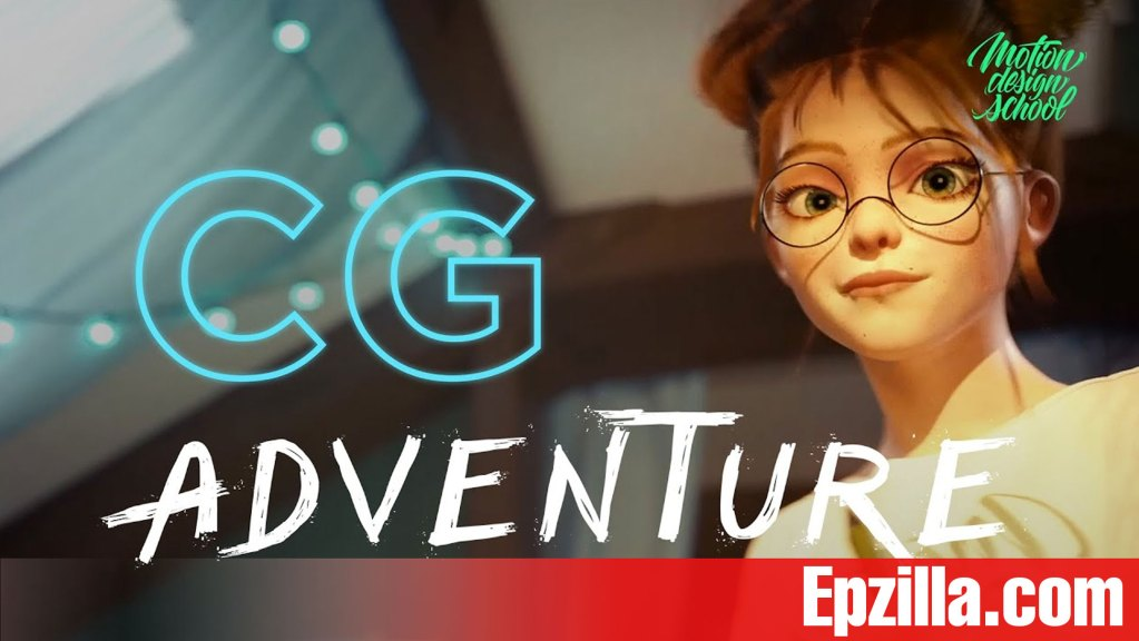Motion Design School – CG Adventure