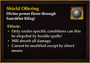 Effect - Shield Offering