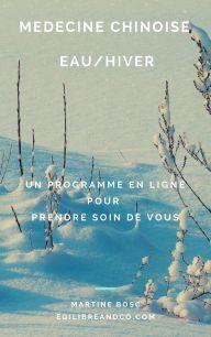 programme Hiver/Eau
