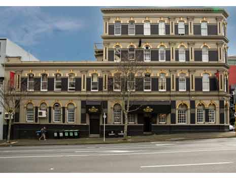 119 Hobson St, Auckland