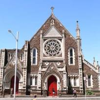 Preserving the heritage features of St Pauls Church, Auckland