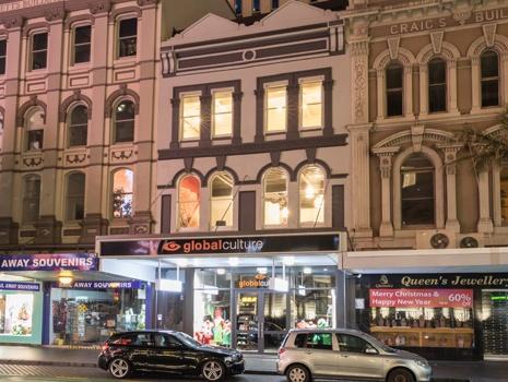 Queen Street Project, Auckland