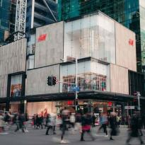 H&M Commercial Bay, Auckland