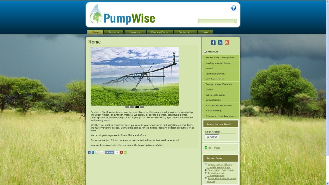 PumpWise.co.za