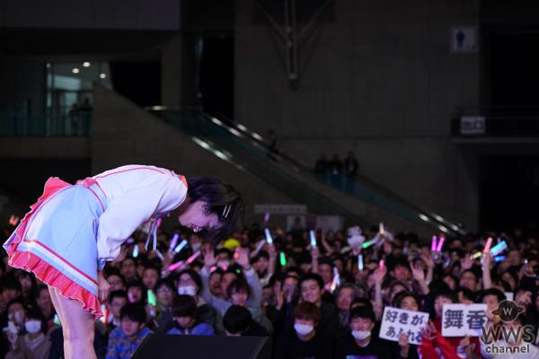 【WWSチャンネル】=LOVE、活動休止中の佐々木舞香がサプライズ復帰!12人で1stコンサート開催も発表!