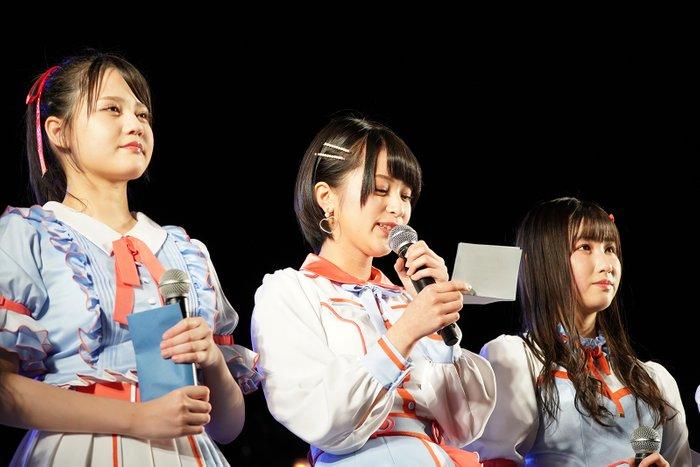 【音楽ナタリー】=LOVEの佐々木舞香が活動再開、フルメンバーで1stコンサート開催