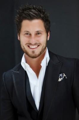 Dancing Hunk, Val Chmerkovskiy, Wants You to be Happy!