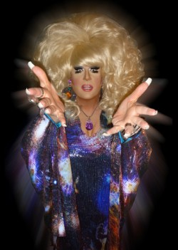 Lady Bunny Wants You To Hop On Down To Bump!