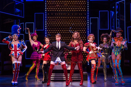 "Ricky Schroeder: An Angel In ""Kinky Boots"""