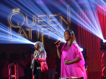 "Video: Melissa Etheridge & Queen Latifah Cover Fleetwood Mac's ""The Chain"""