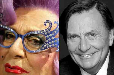 Interview with Barry Humphries: The Creative Genius Behind Dame Edna