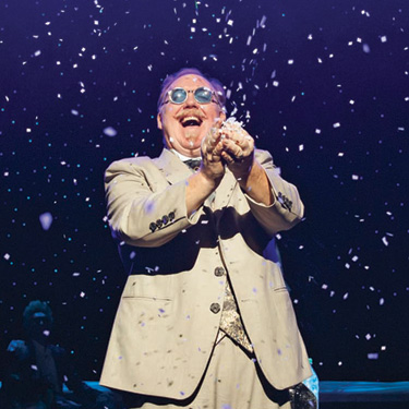 "Interview: The Illusionists' Kevin James AKA ""The Inventor"""