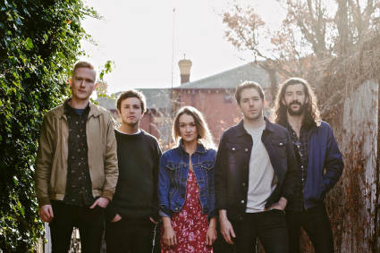 Interview: The Paper Kites Play The Crocodile Tonight
