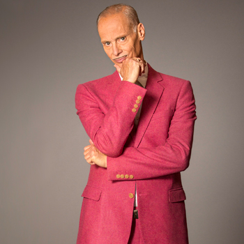 John Waters Wants To Be Your Prince Charmless