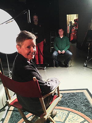 Amanda Bearse interview with Equality365