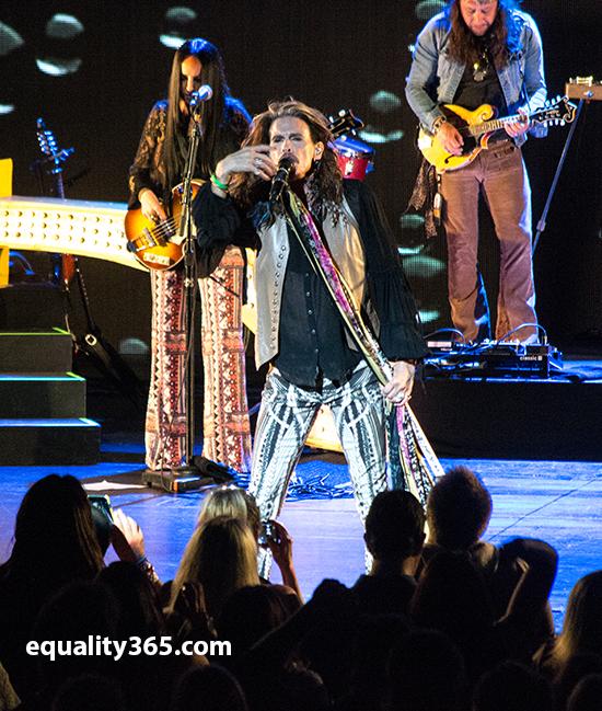 Steven Tyler on equality365.com Seattle