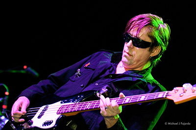 The Psychedelic Furs' Bassist Tim Butler Talks Music, Fans & Lots More