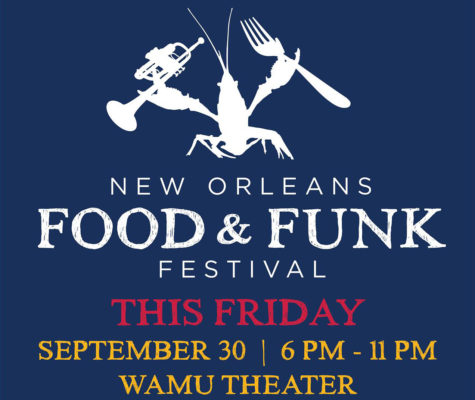 New Orleans Food And Funk Festival In Seattle