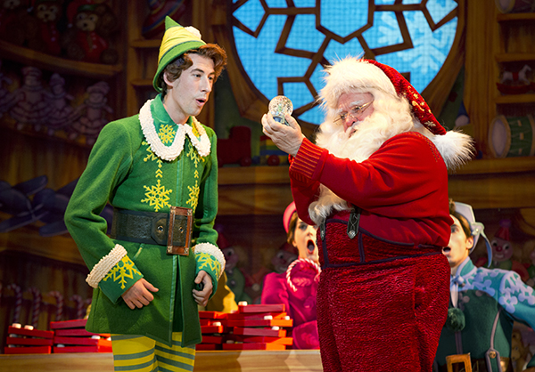 ELF The Musical KeyBank Broadway at The Paramount