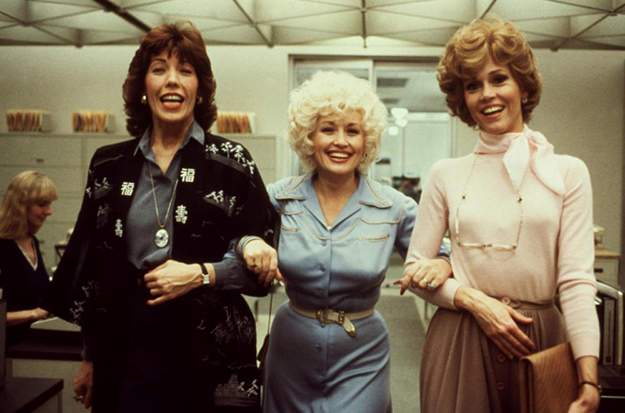 Lily Tomlin in 9 to 5