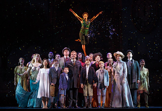 """Finding Neverland"" Enchanting Seattle Theatergoers Soon"