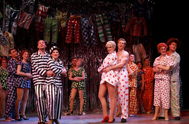The Pajama Game 5th Ave Seattle