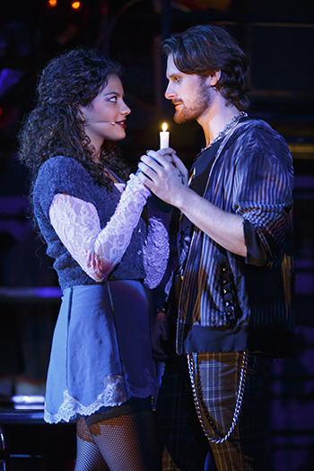 RENT preview by Starla Smith